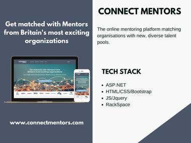 Connect Mentors