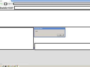 google stored cross site scripting