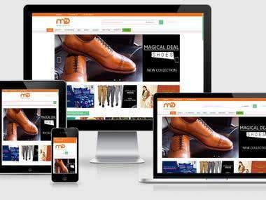 MLM Website in CI