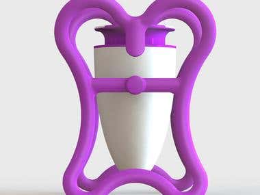 Cleanest Sippy Cup (Beaker)
