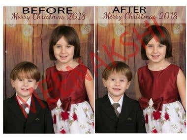 Image Editing (Photoshop)