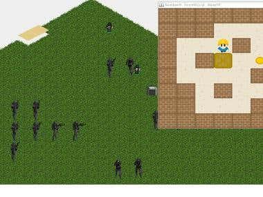 JavaFx 2D Game