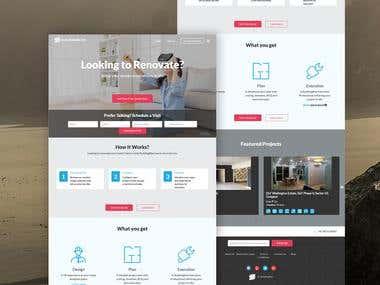 Building Box Website