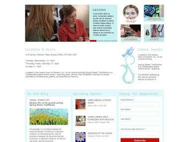 Web Design / PSD 2 HTML