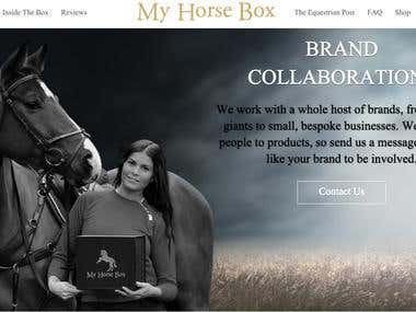 My Horse Box