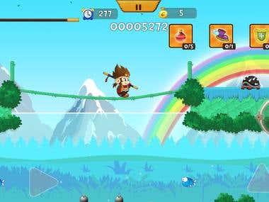 Koly Warrior: Super Jumper