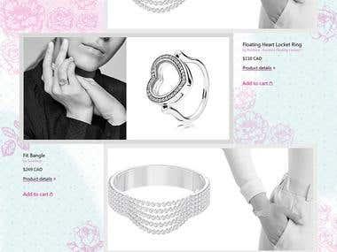 Online store - Hashimoto