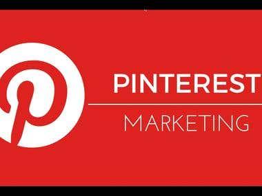 I'll provide you the best Pinterest marketing service