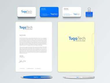 TugaTech's visual identity.