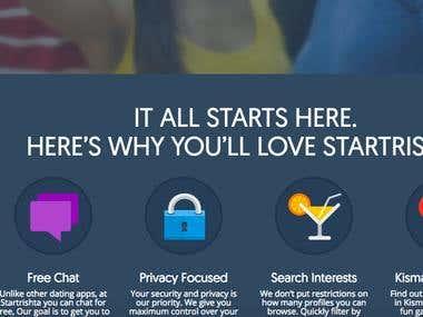 Dating website