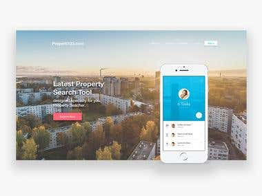 Personal Business Website