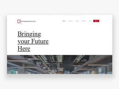 Business Responsive Website