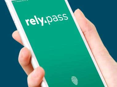 RelyPass - Simple secure password manager