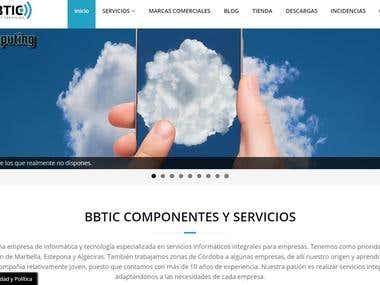 BBTIC Componentes y Servicios