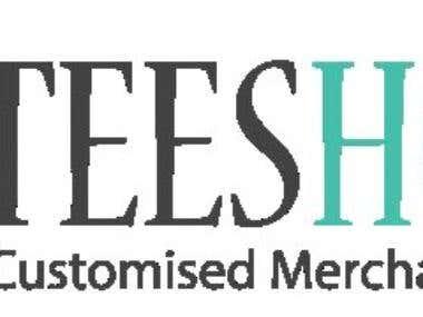 Teeshood Shopping Website