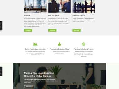 WordPress web site Development franchisesucceed