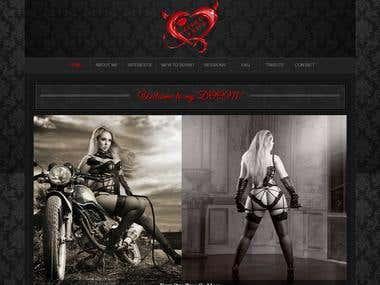 Adult Website