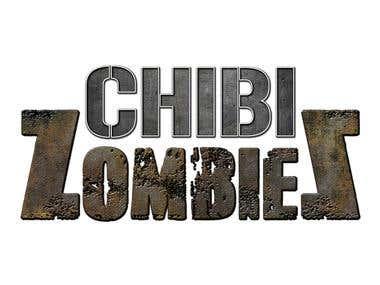 Logo Chibizombies