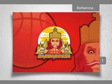Basketball Barbarossa