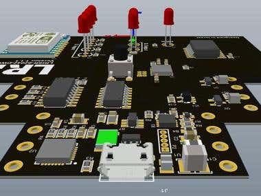Electronic & PCB design for custom application