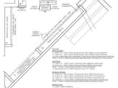 Closet Design & Draft