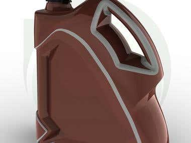 Bottle Design.