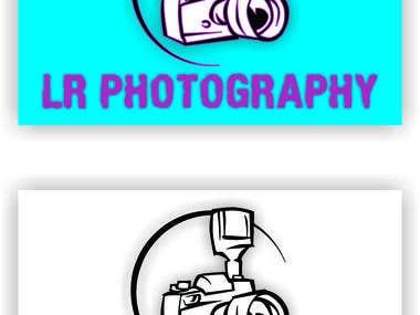 LR photgraphy logo