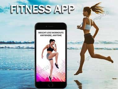 Fitness App - Weight Loss Fitness & Workout
