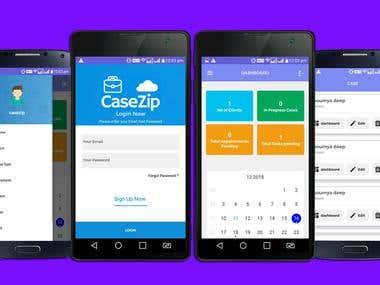 Casezip App