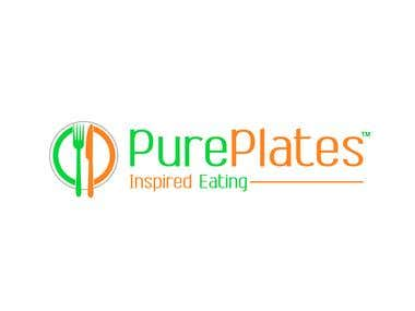 Logo Design for Pure Plates, Supra Track, Replace My Air