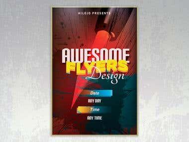 Flyer Design - Kilojo