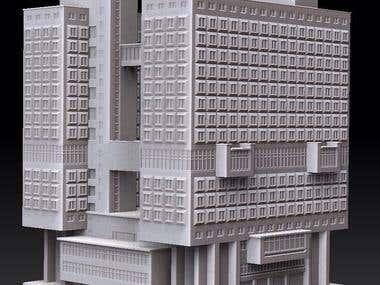 3D models for printing