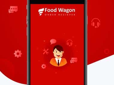 FoodWagon Order Reciever