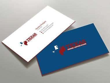 Eye catching, Modern,Clean,Minimal Business card