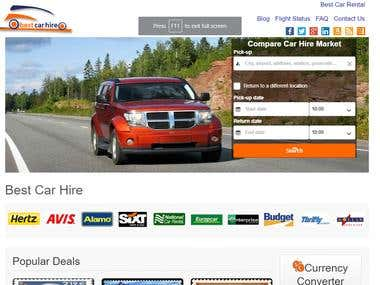 best car hire