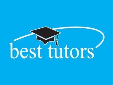 Logo + Ad designing of besttutors.pk