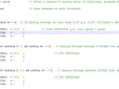 Firmware Coding