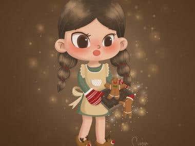 Christmas- Gingerbread