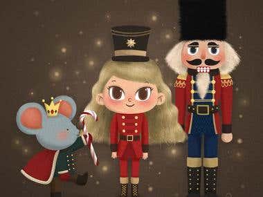 Christmas: Nutcracker Army