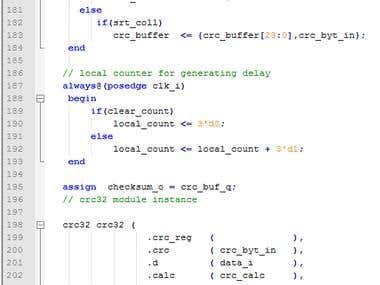 Verilog ( FPGA )