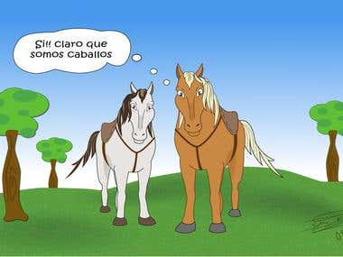 Horses - Caballos