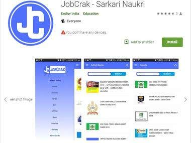 WordPress Website into Android Application