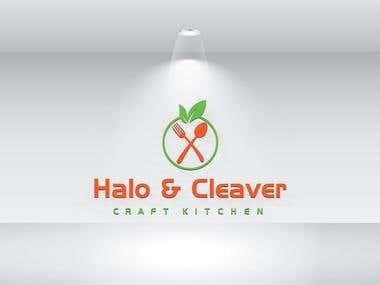 Kitchen and Restaurant Logo
