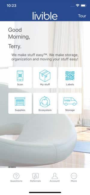 Livible We make storage easy