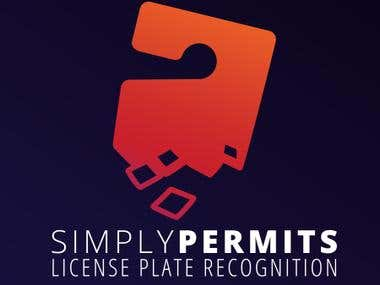 Simply Permit LPR - Parking Solution Hybrid APP