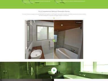 Complete Bathrooms - Website
