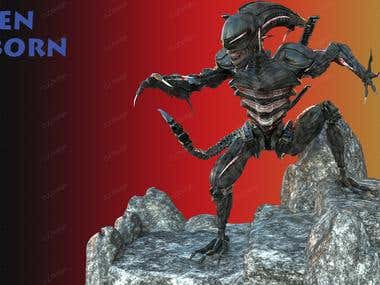 Alien Reborn