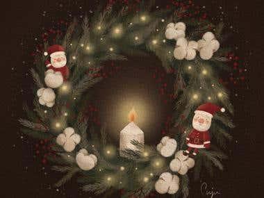 Christmas: Christmas Wreaths