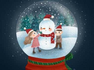 Christmas: Crystal Ball