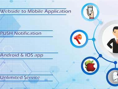 I Will Convert Your Website Into Professional Android App